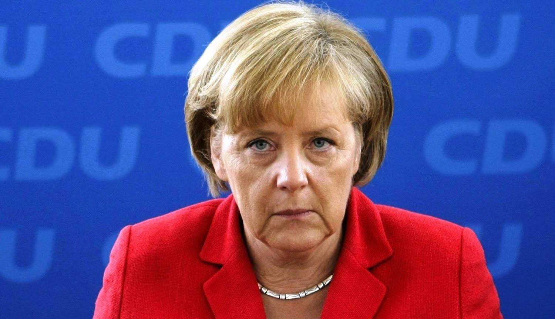 11-минутные аплодисменты Меркель— Партийный съезд ХДС