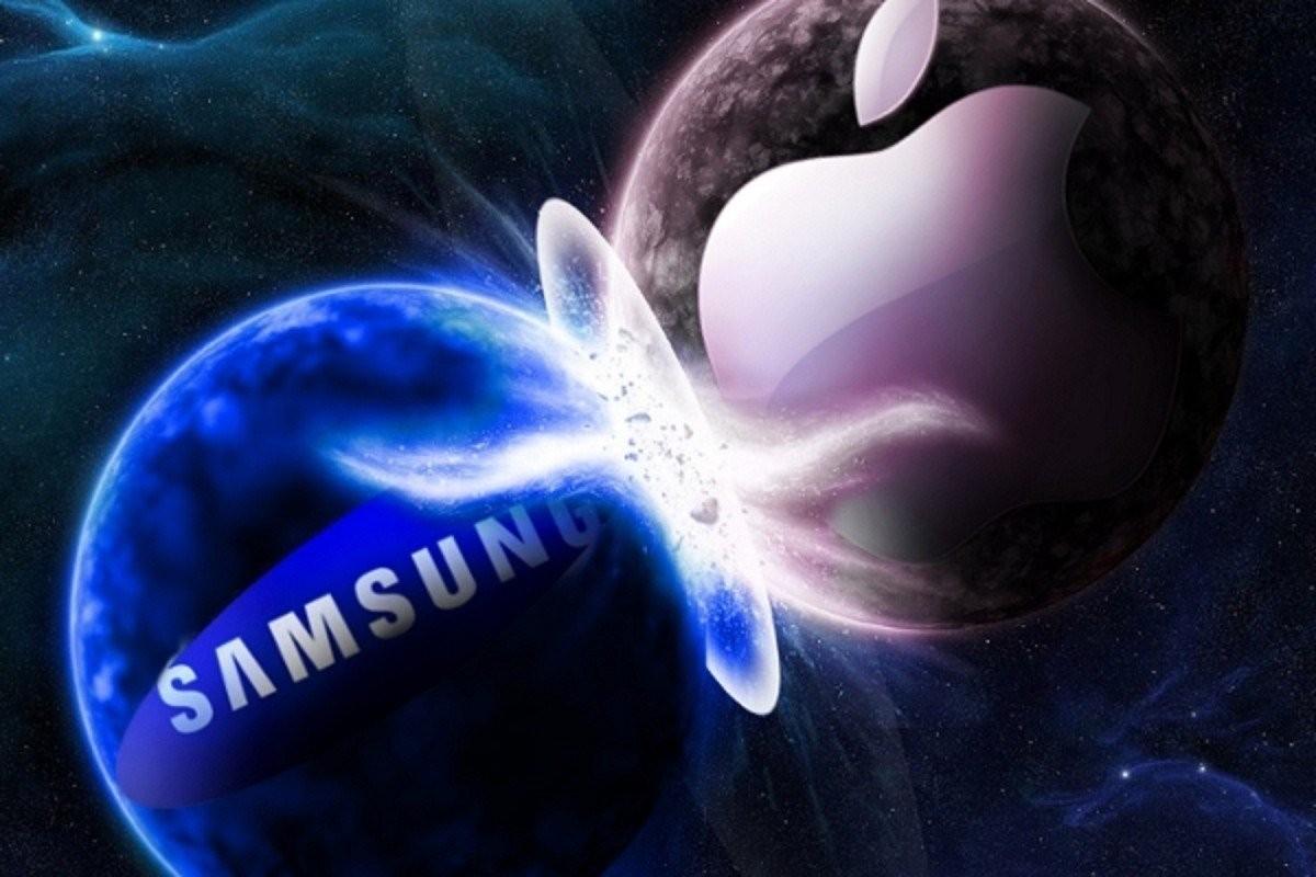 Самсунг признана невиновной вкраже дизайна iPhone