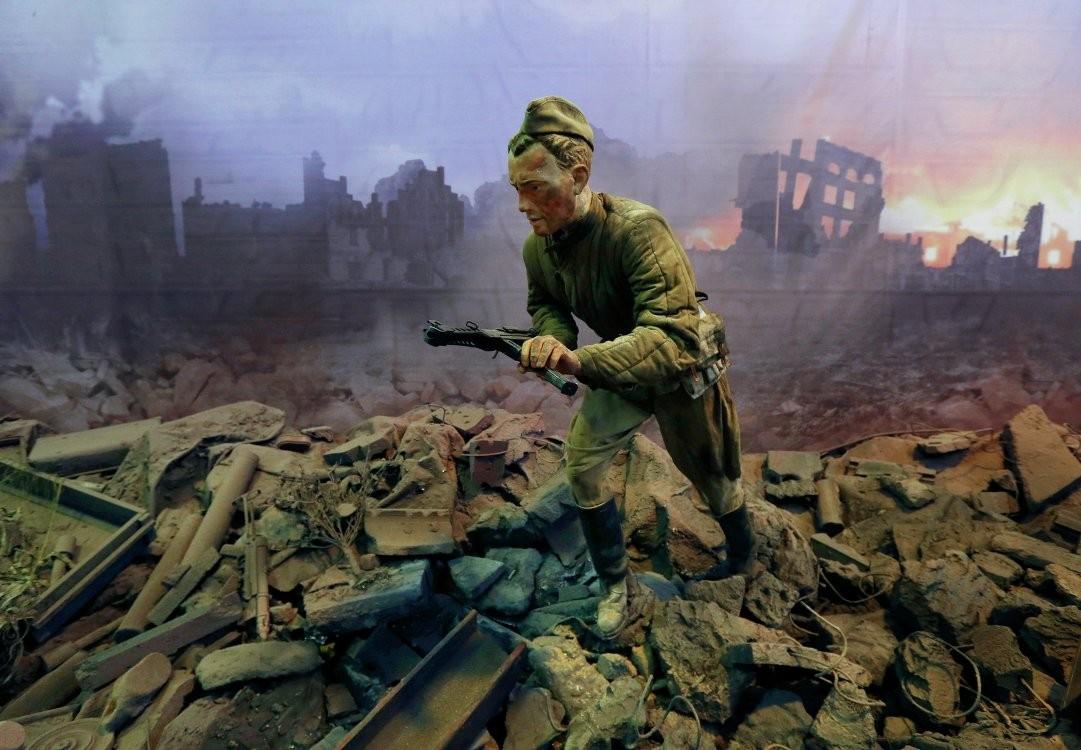 Неповторимую 3D-панораму Битвы под Москвой покажут бесплатно наВДНХ