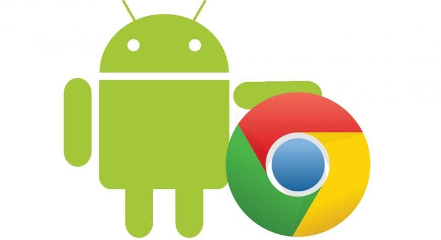 Google Chrome для андроид после обновления даст возможность закачивать видео имузыку