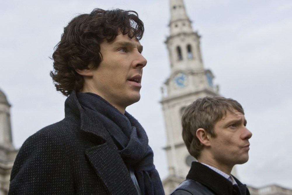 Шестой сезон «Шерлока» начнется одновременно наBBC иПервом канале