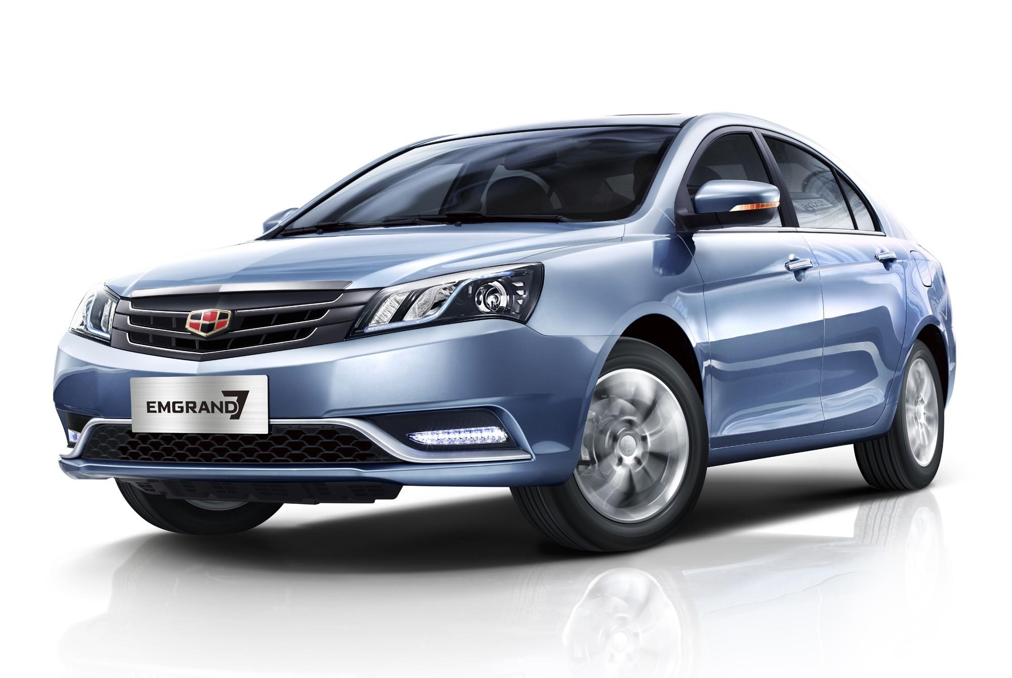 Компания Geely Auto побила рекорды продаж китайского автопрома