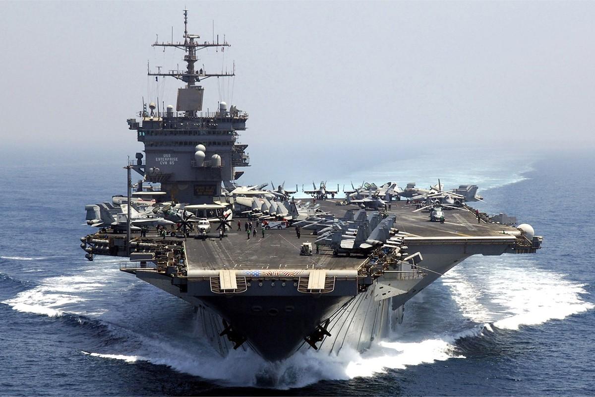 Стало известно, зачем США хотят построить базу ВМС вИзраиле