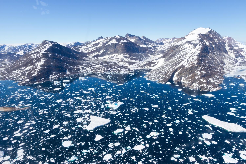 Ученые поведали опрошлом Гренландии— крупнейшего острова Земли