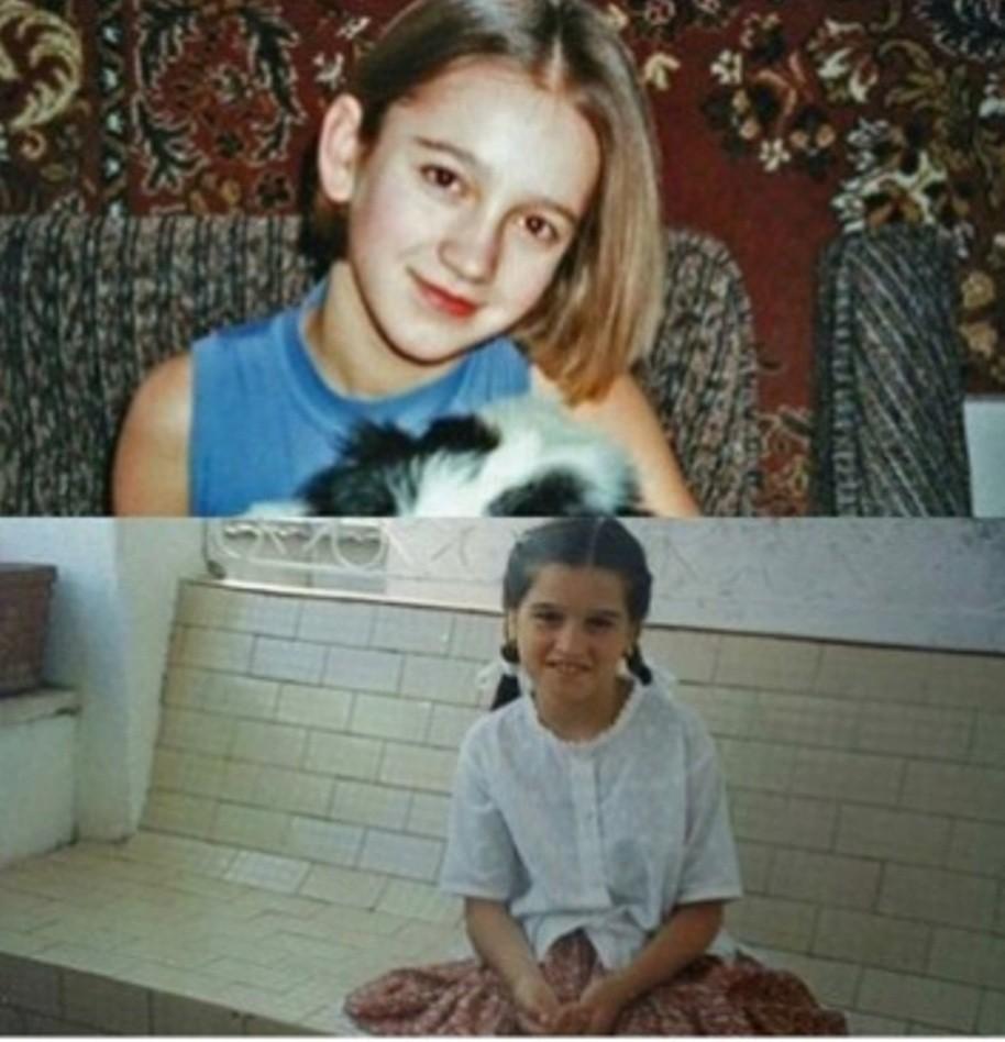 Вглобальной паутине обнародованы практически неизвестные детские фото Бузовой иБородиной