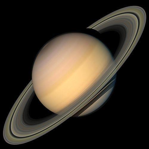 Ученые «омолодили» спутники Сатурна