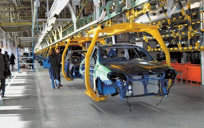 «ЗАЗ» увеличил выпуск авто на400%
