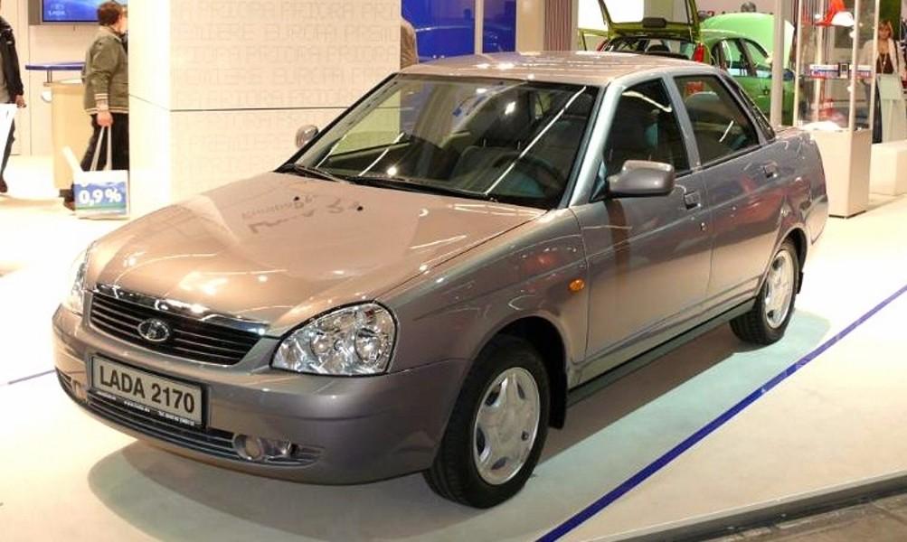 «АвтоВАЗ» планирует закончить выпуск Лада Priora в 2017-ом году