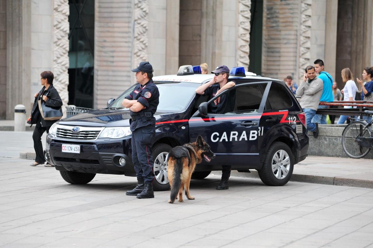 Наюге Италии вполицейском участке взорвалась бомба, ранен уборщик