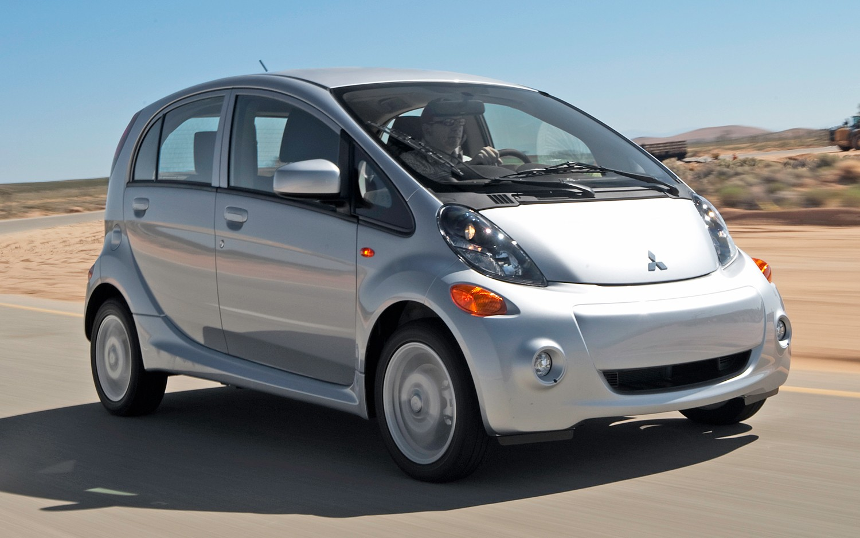 Митцубиси вывела свои электромобили с русского ибелорусского рынков