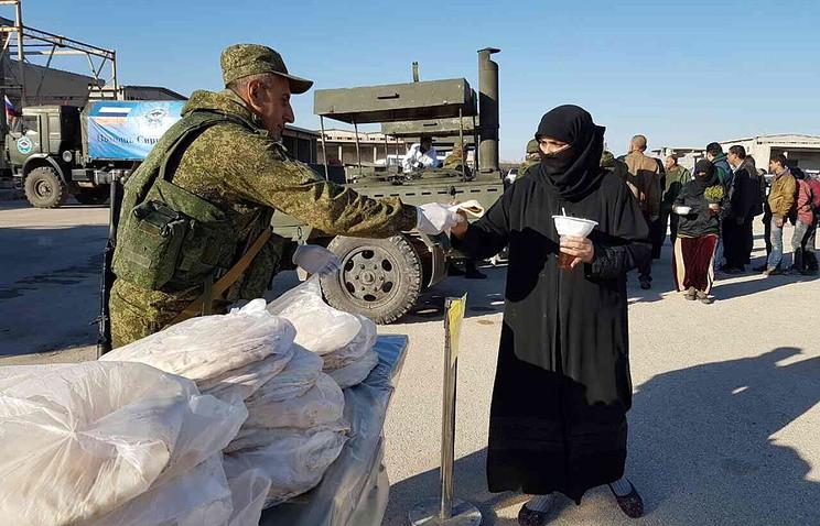 Минобороны поведало овыводе населения изВосточного Алеппо