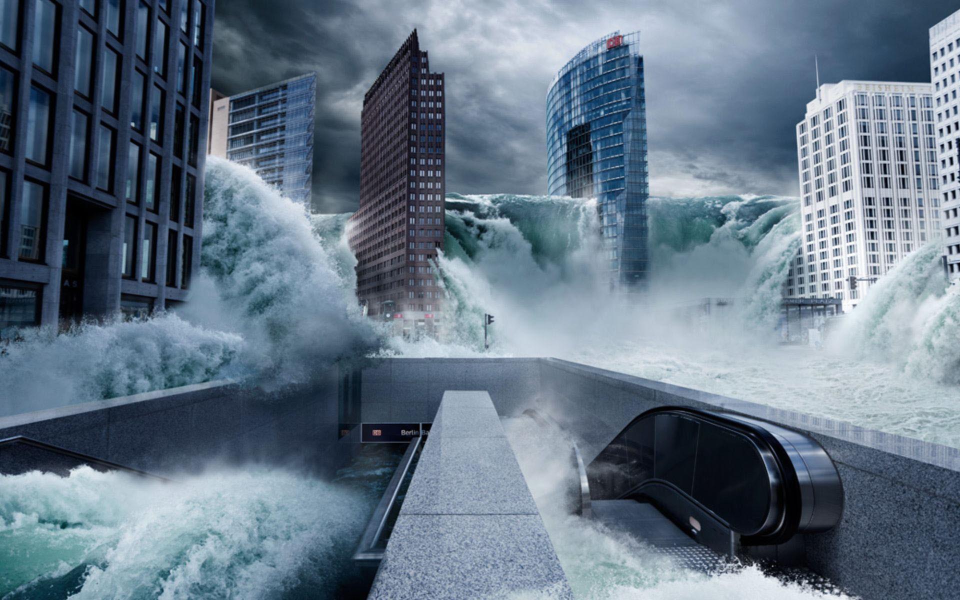 Ученые NASA: всемирный потоп случится через 60 лет