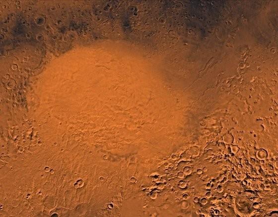 Ученые теперь знают, каков вкус воды наМарсе