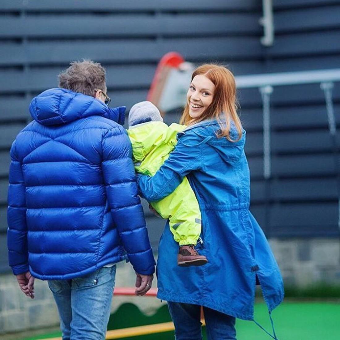Наталья Подольская показала, наконец, своего ребенка Артемия