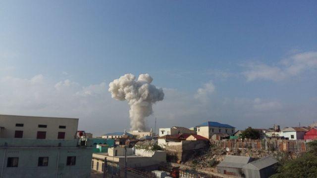 Количество погибших в итоге взрыва вСомали выросло до 16