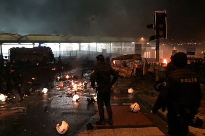 ВТурции объявлен траур всвязи стерактом вСтамбуле