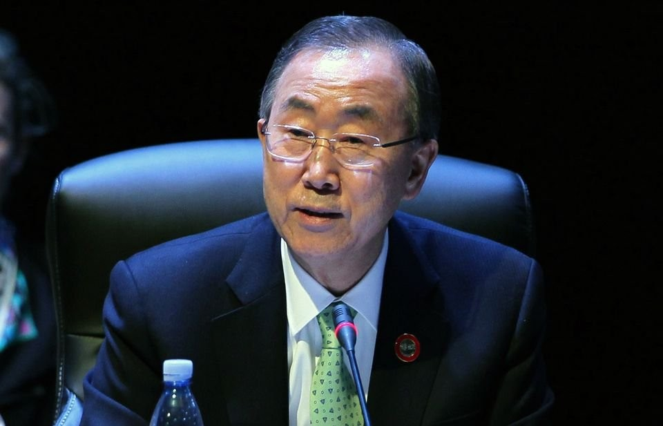 Совбез ООН принял актуальную резолюцию— Одна изсоавторов
