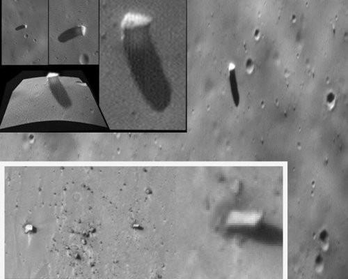 Уфолог нашел наФобосе базу инопланетян