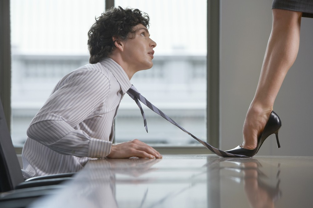 Нахарактер мужчины влияет дамское окружение