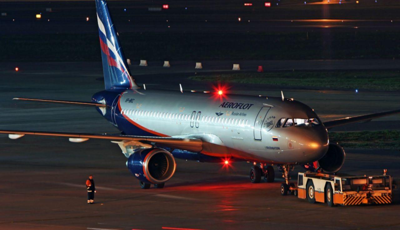 Самолет «Аэрофлота» Ташкент-Москва вернулся вТашкент после взлета