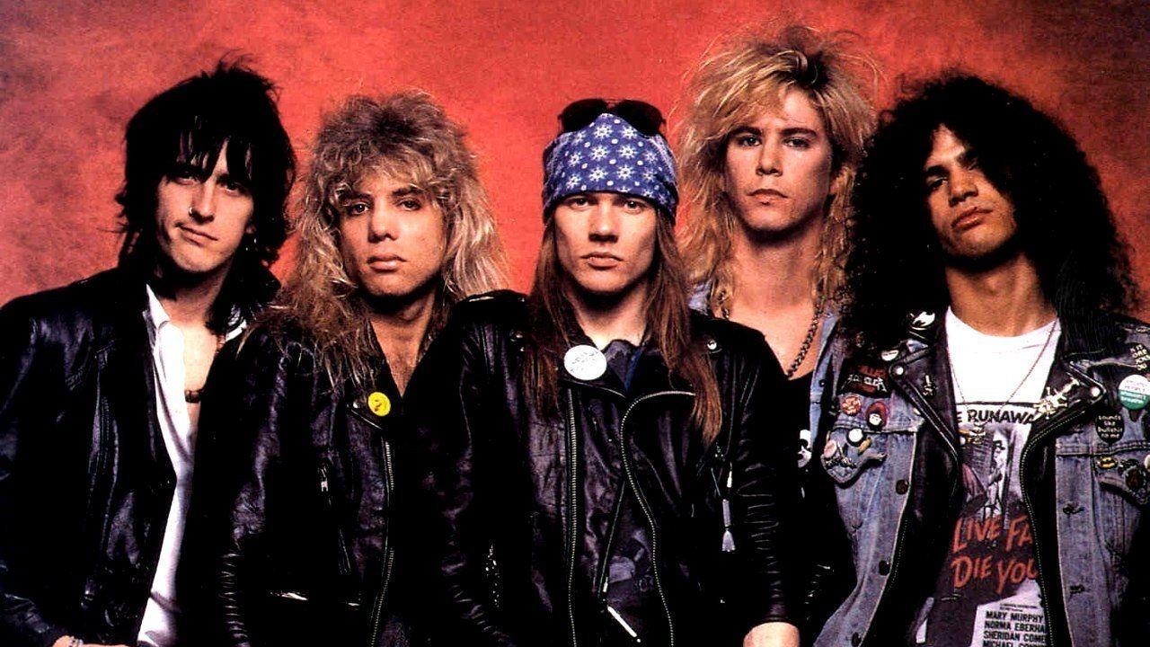 Группа Guns N&#039 Roses собирается в 2017 году в тур по Испании