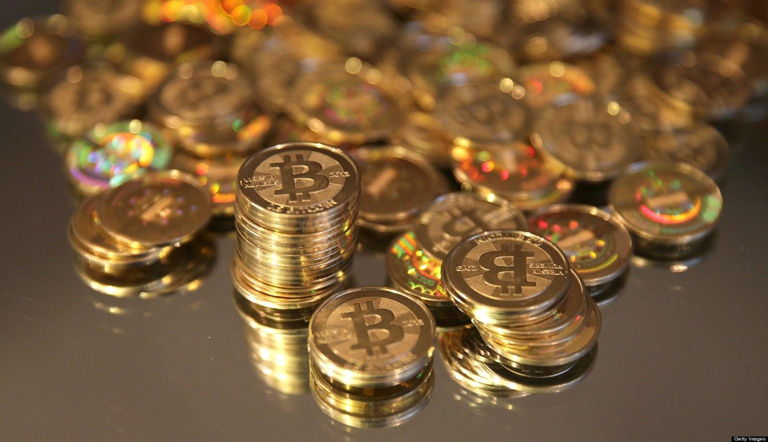 Курс биткоина вырос домаксимумов февраля позапрошлого года