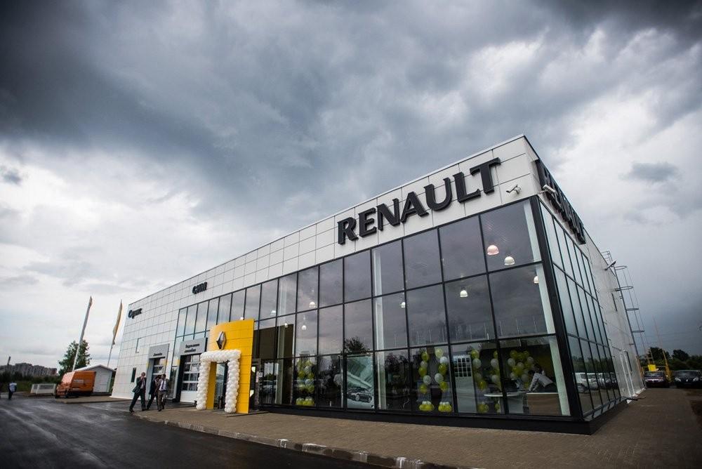 Рэно продала в Российской Федерации 1,5 млн авто