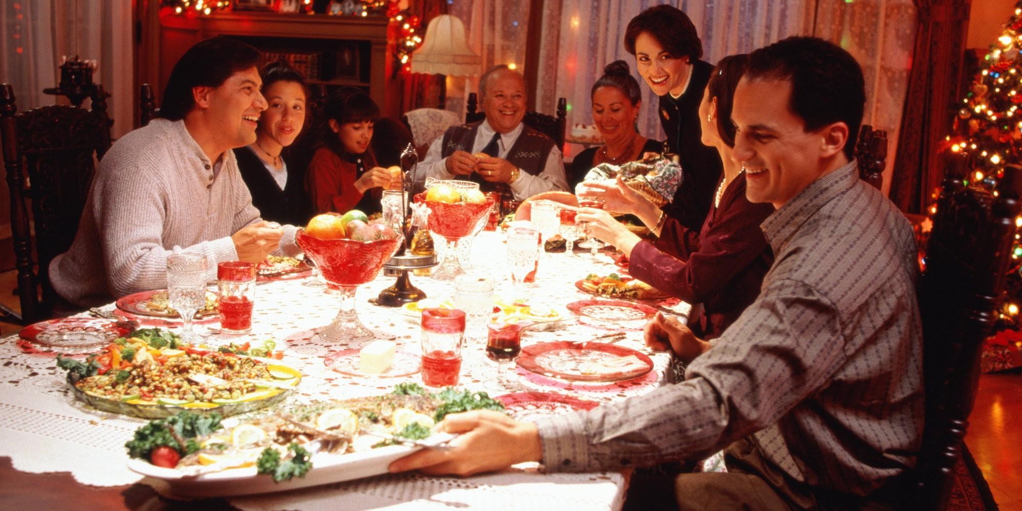 Новый год развлечения за столом