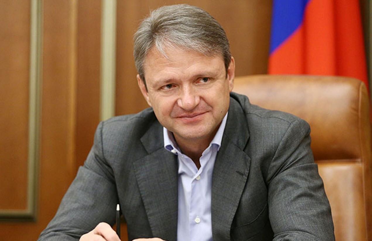 Руководитель Дона обсудил в российской столице развитие рыбной отраси иАПК