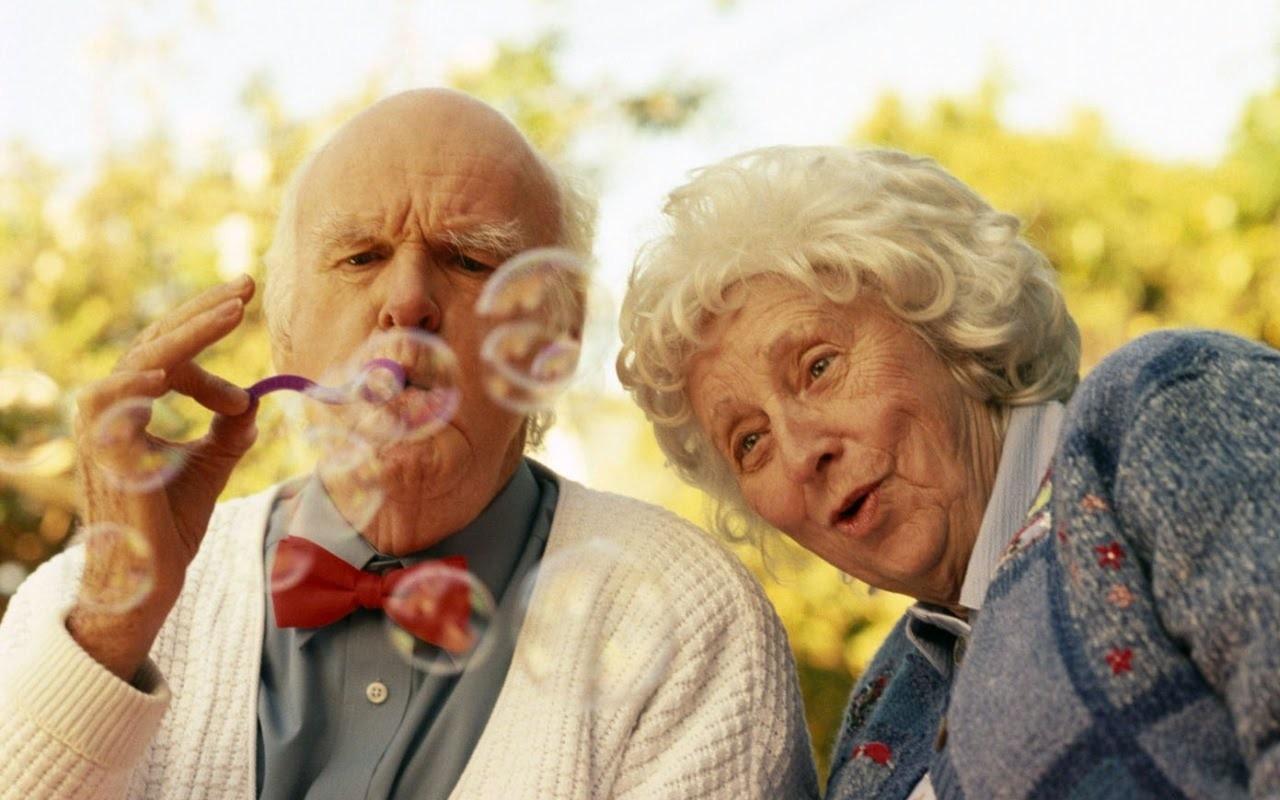 Ученые: Довольные жизнью пенсионеры живут дольше