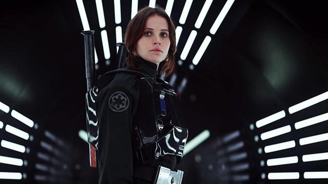 Впрокат выходит «Изгой-один: Звездные войны. Истории»