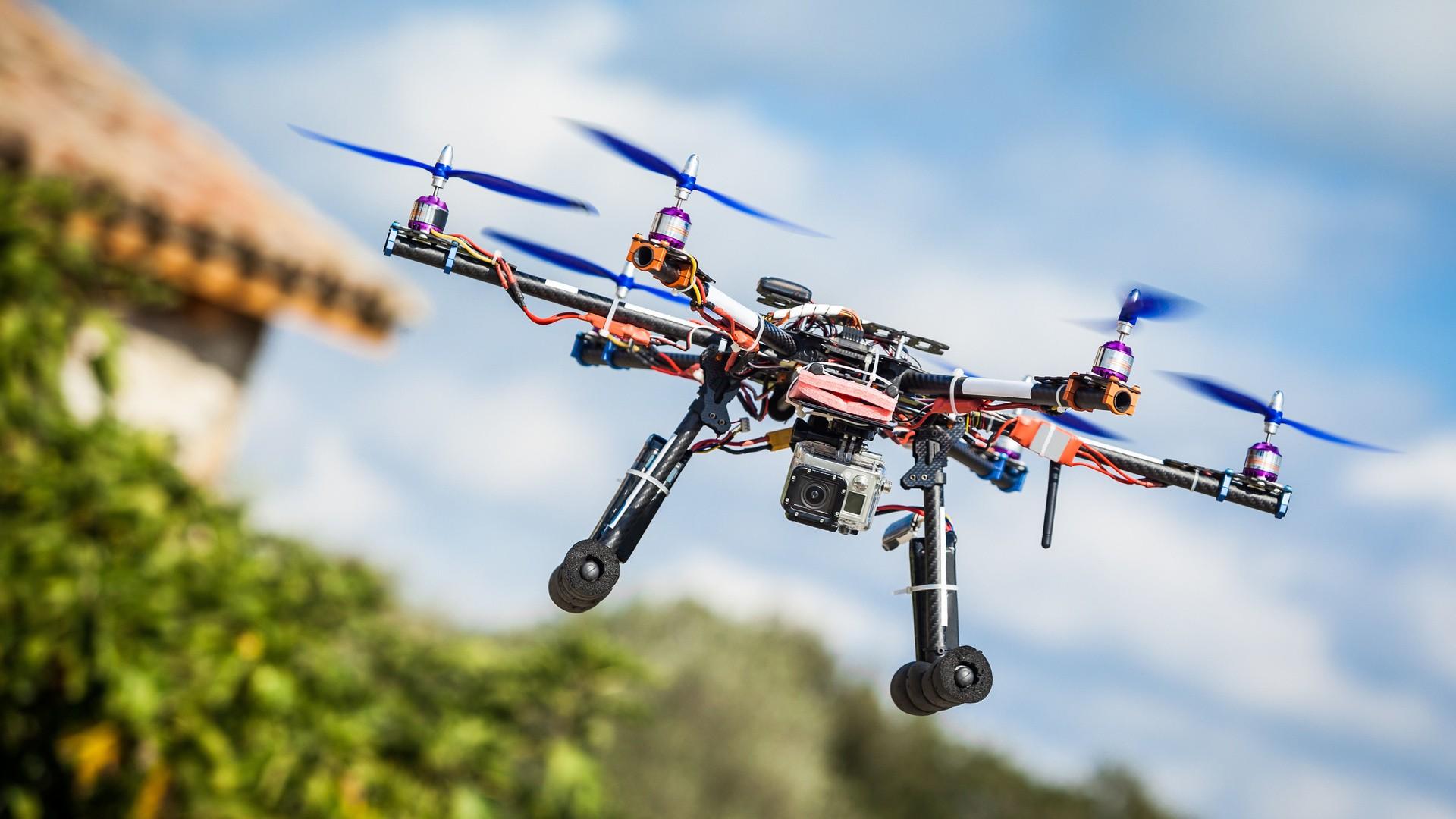 Селфи-палки вскором времени сменят селфи-дроны
