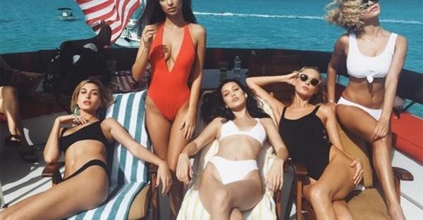 Социальная сеть Instagram представил рейтинг самых известных девушек в нынешнем году