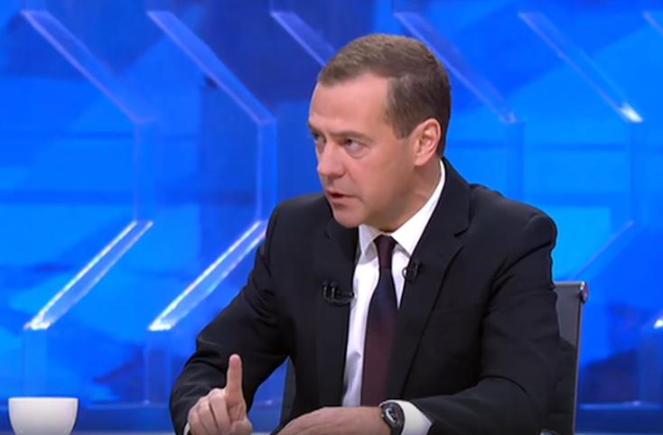 Медведев: Мысоздаем условия для бизнеса нарынке ЖКХ