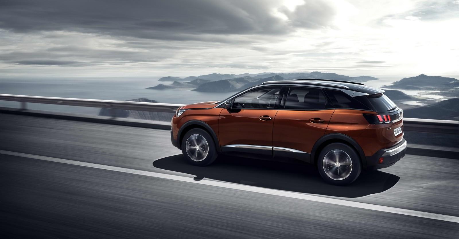 Peugeot (Пежо) привезет в Российскую Федерацию два новых кроссовера