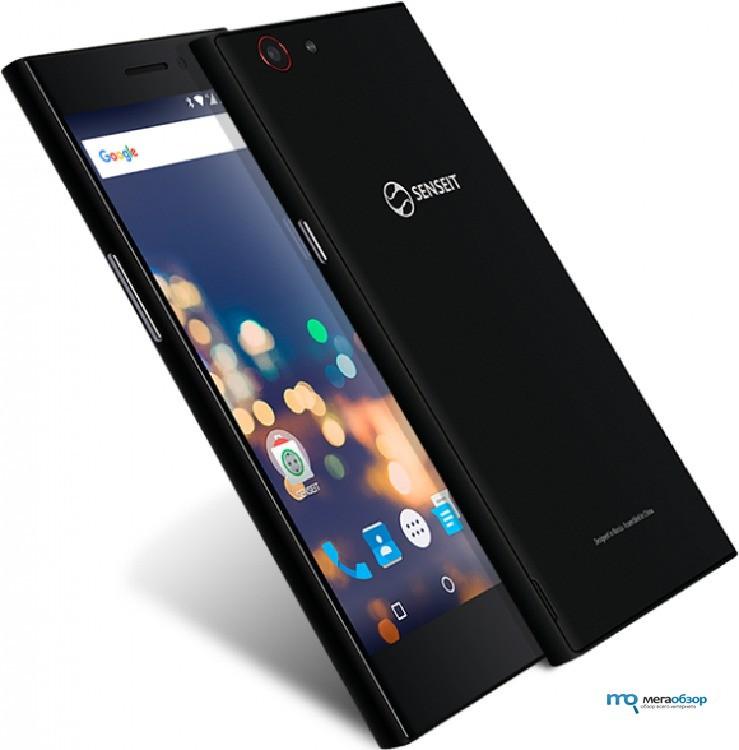 SENSEIT анонсировала первый день продаж телефона SENSEIT E510