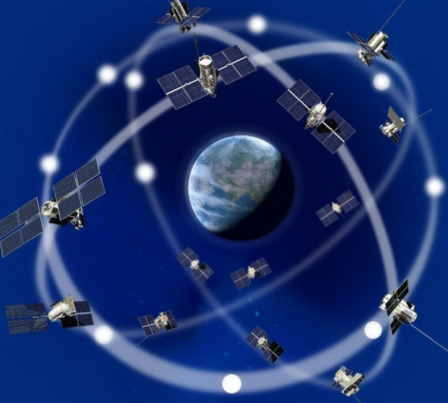 Сообщается опотере одного изспутников системы ГЛОНАСС новость