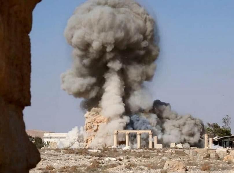 Один изглаварей ИГИЛ вХомсе ликвидирован близ Пальмиры