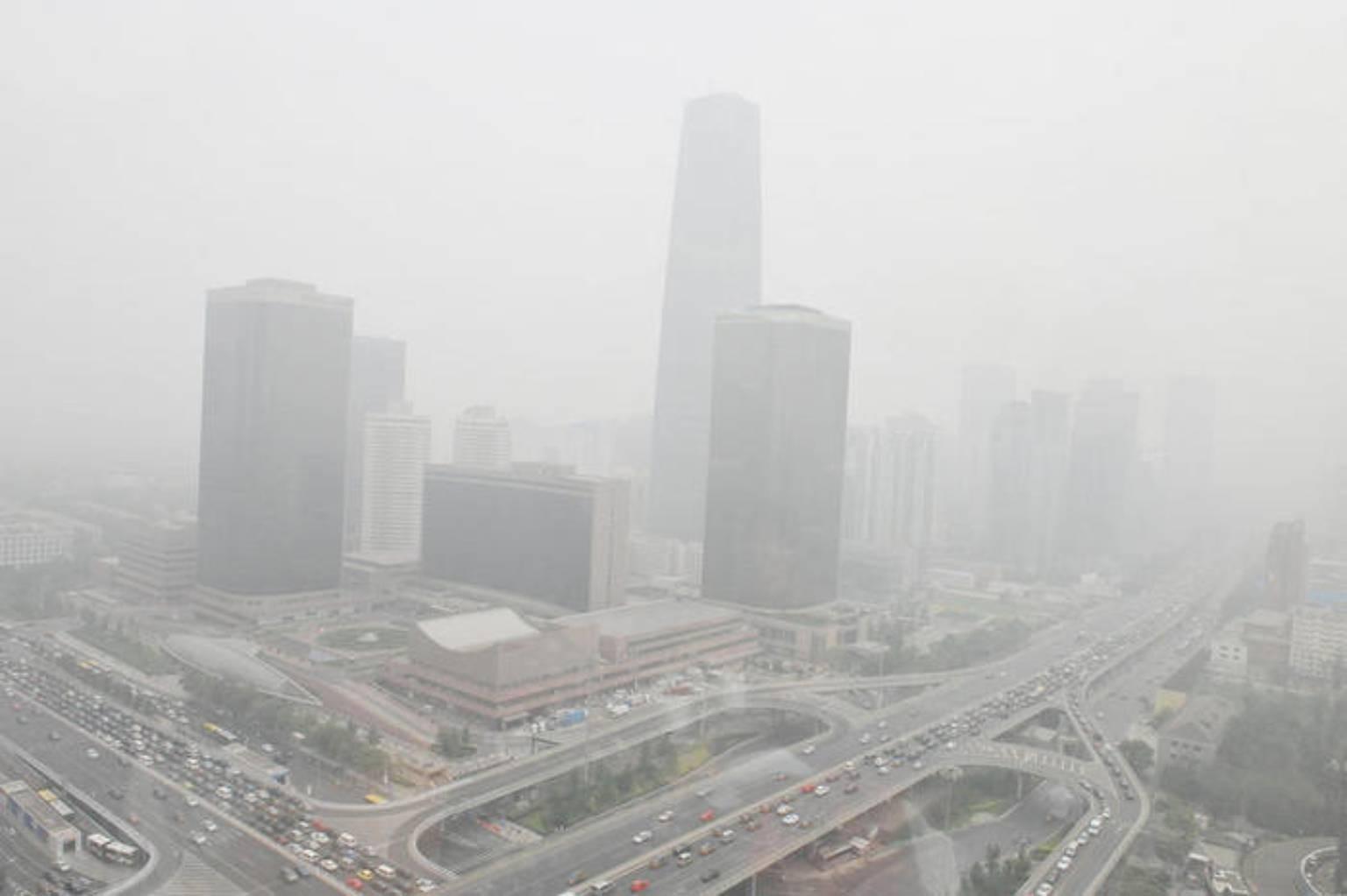 Сумел в КНР: в23 городах объявлена красная тревога