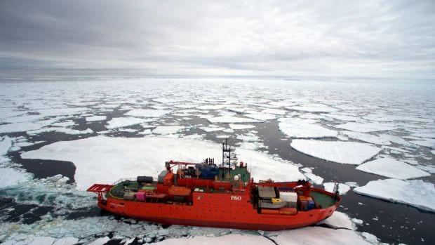 ВАнтарктиде тает самый крупный ледник— Предвестник потопа