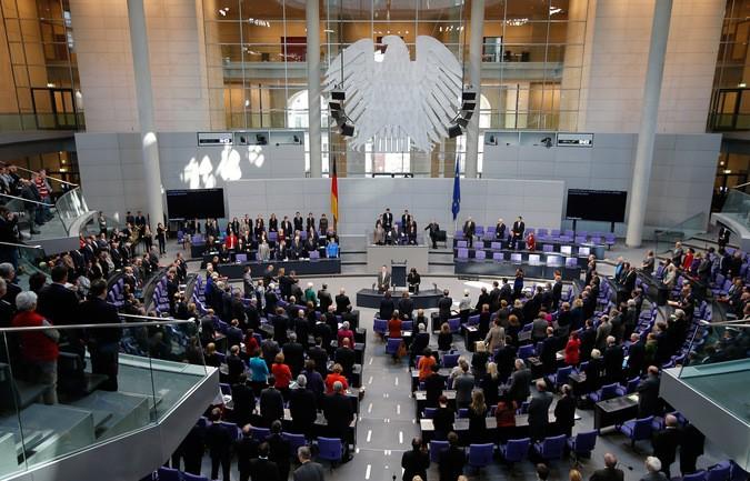 В германском Бундестаге усомнились впричастности русских хакеров кутечке секретных данных