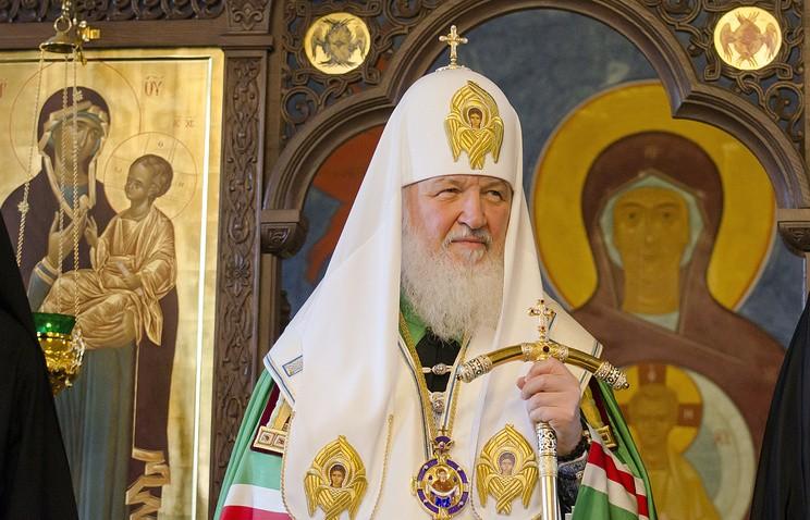 Патриарх Кирилл совершит литургию вНиколо-Богоявленском соборе Петербурга