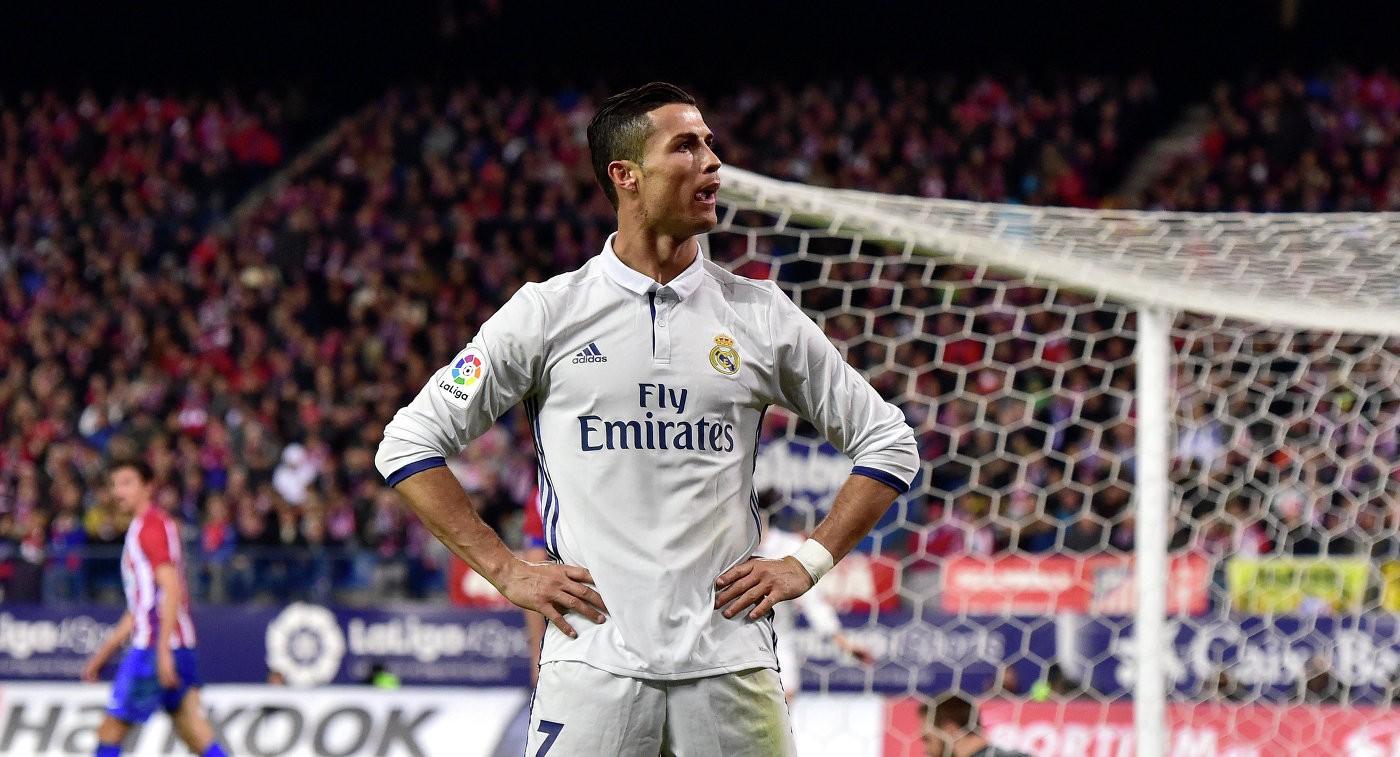 Роналду забил вседьмом финале клубного турнира