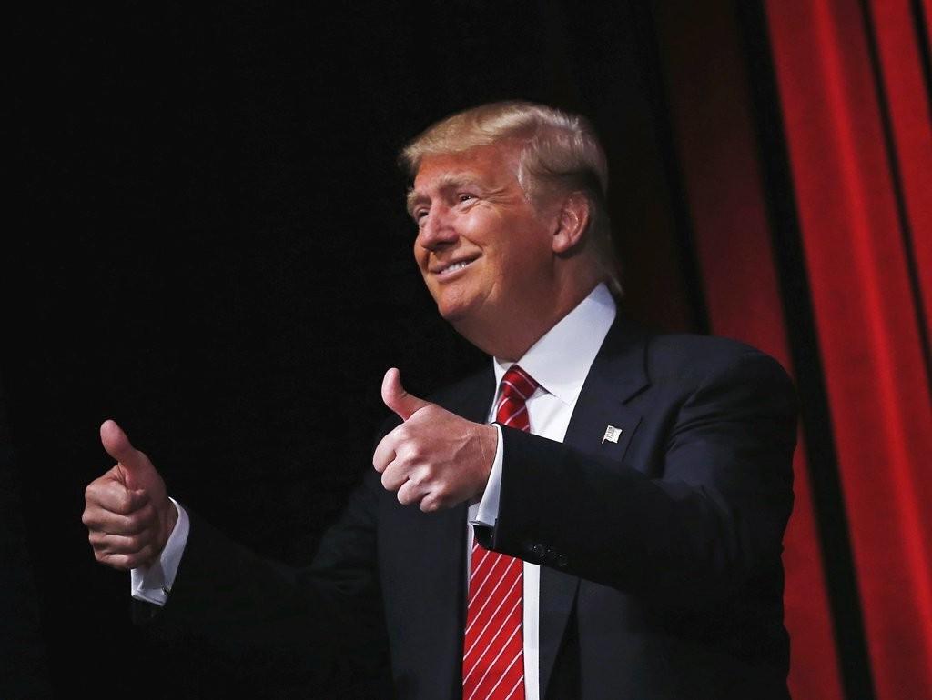 Трамп высказался поповоду некорректного поведения приверженцев Клинтон