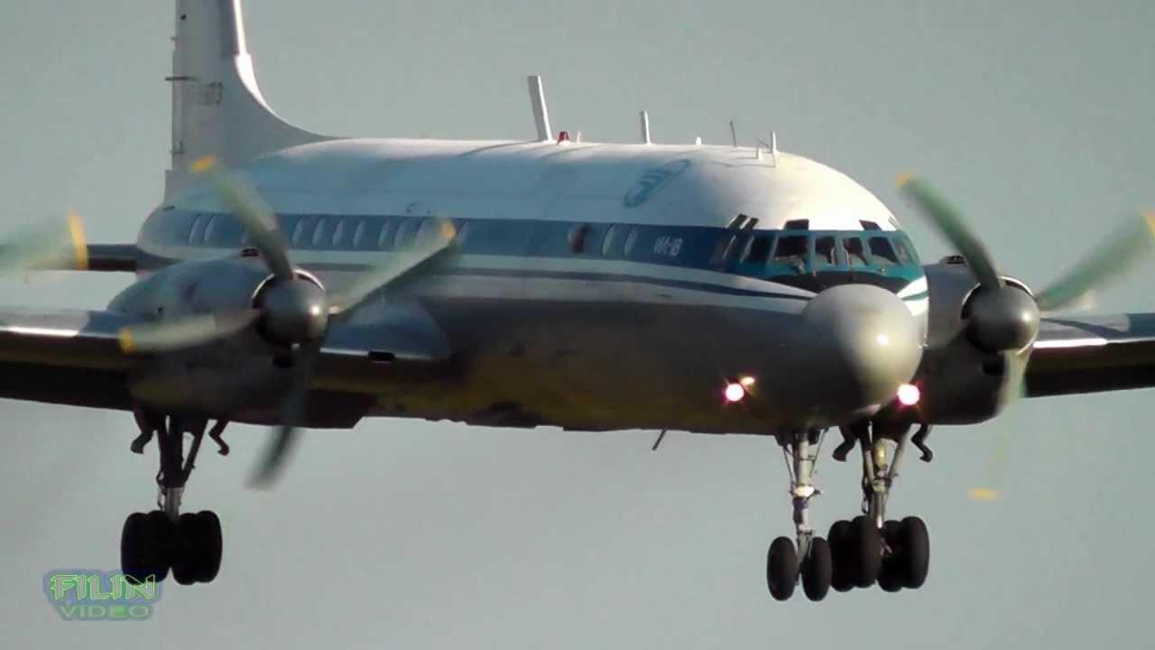 «Почувствовали удар». Пассажиры поведали ожесткой посадке Ил-18