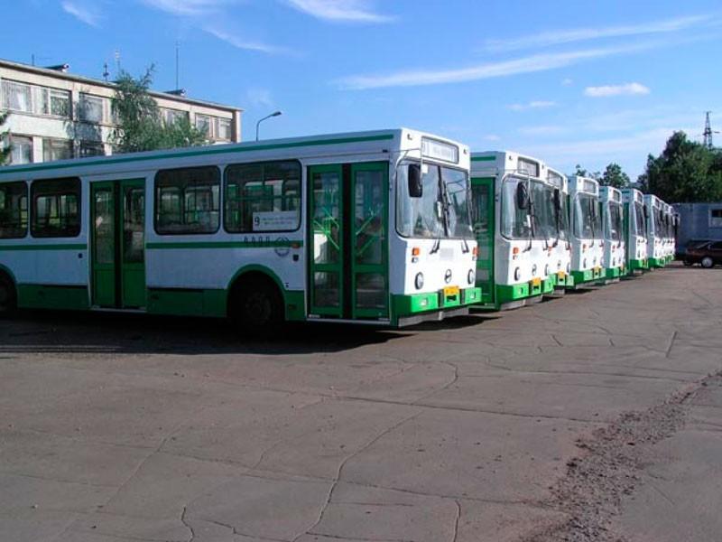 В 2017-ом году «Мосгортранс» закупит неменее 900 новых автобусов— Собянин
