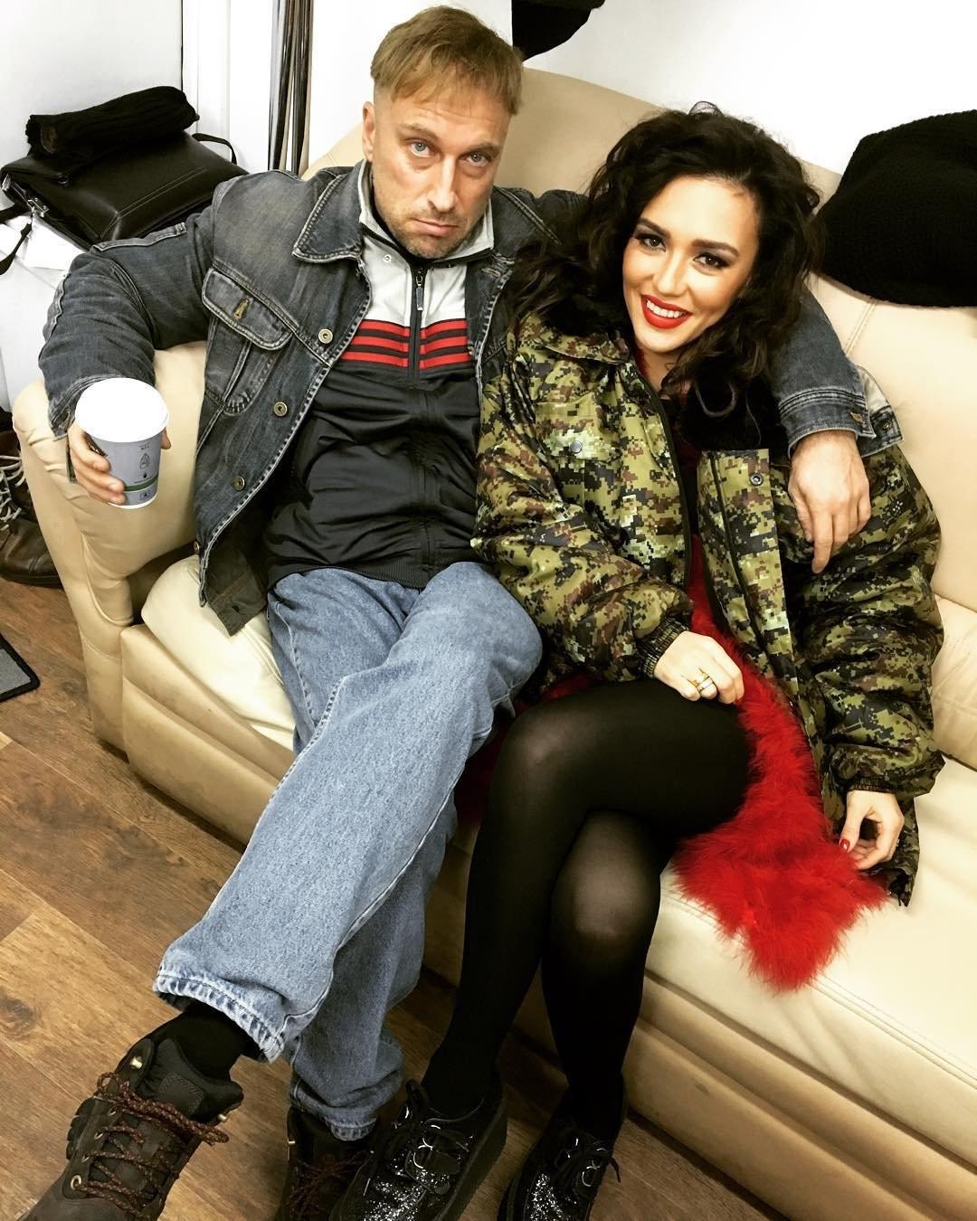 Опять неудел: Нагиев променял Бузову насолистку группы «Серебро»