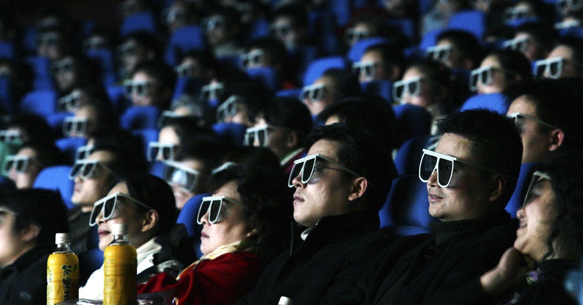 КНР опередил США почислу кинотеатров
