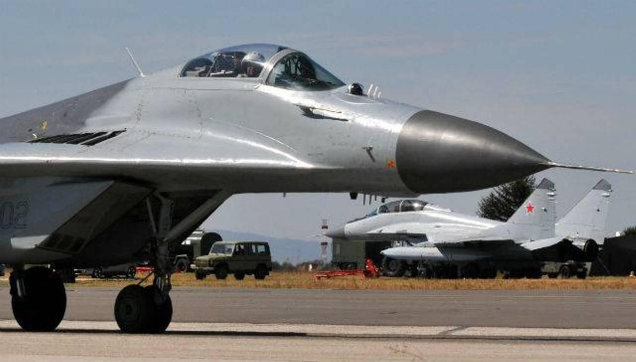 Сербия купит у Российской Федерации шесть истребителей МиГ-29