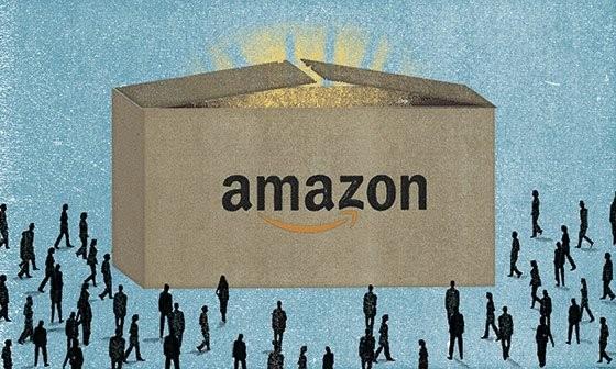 Услуги Amazon вРФ станут дороже наразмер НДС